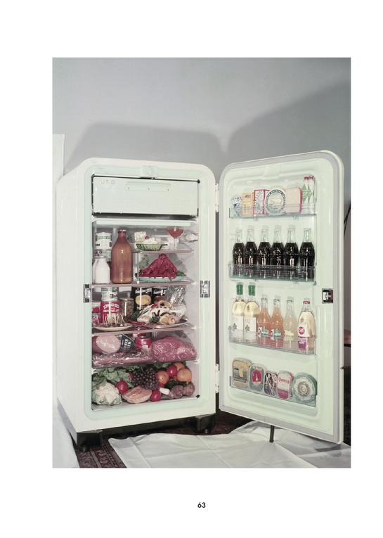 CLAIRE AHO FRIDGE 1952 OLYMPIC GAMES HELSINKI COCA COLA